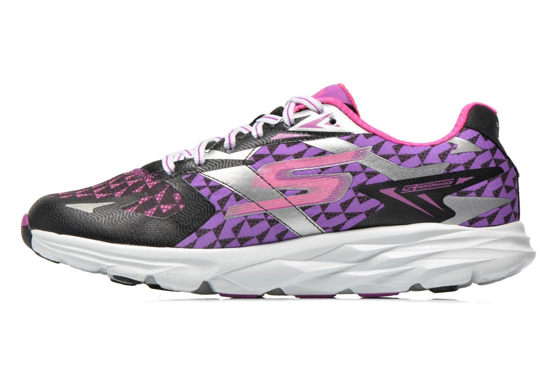 Sport shoes Skechers Go Run Ride 5 13997 Multicolor front view