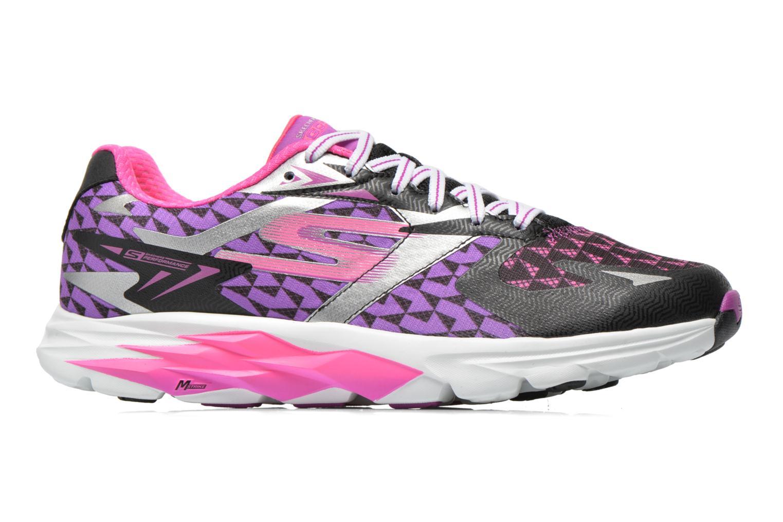 Chaussures de sport Skechers Go Run Ride 5 13997 Multicolore vue derrière