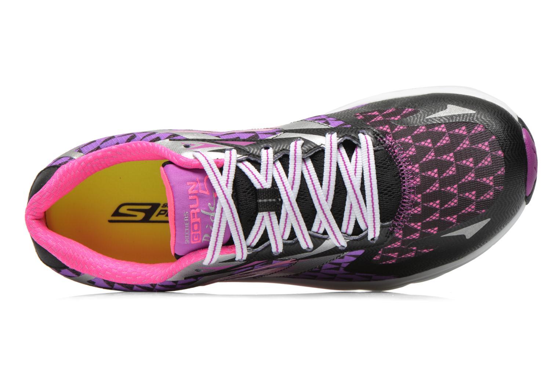 Chaussures de sport Skechers Go Run Ride 5 13997 Multicolore vue gauche