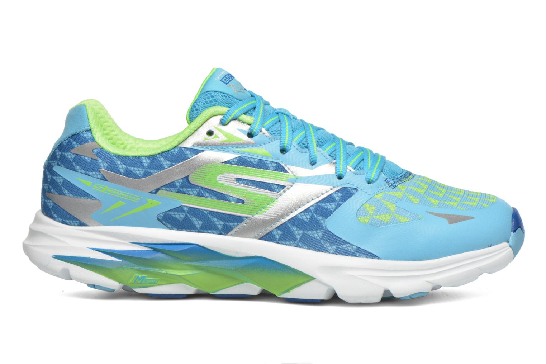 Sport shoes Skechers Go Run Ride 5 13997 Blue back view