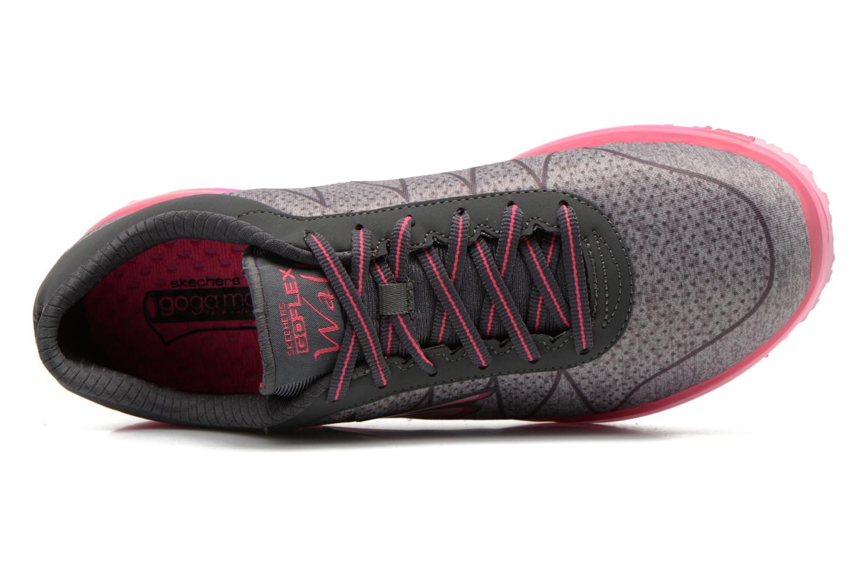 Chaussures de sport Skechers Go Flex - Ability 14011 Gris vue gauche