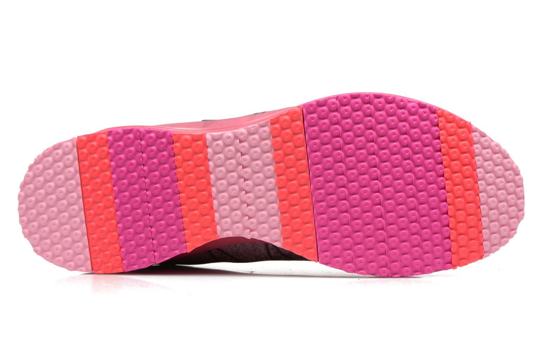 Chaussures de sport Skechers Go Flex - Ability 14011 Gris vue haut
