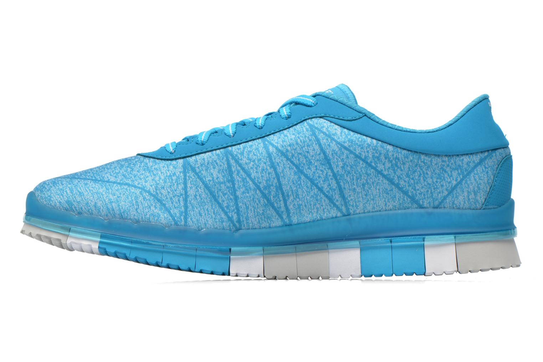 Scarpe sportive Skechers Go Flex - Ability 14011 Azzurro immagine frontale