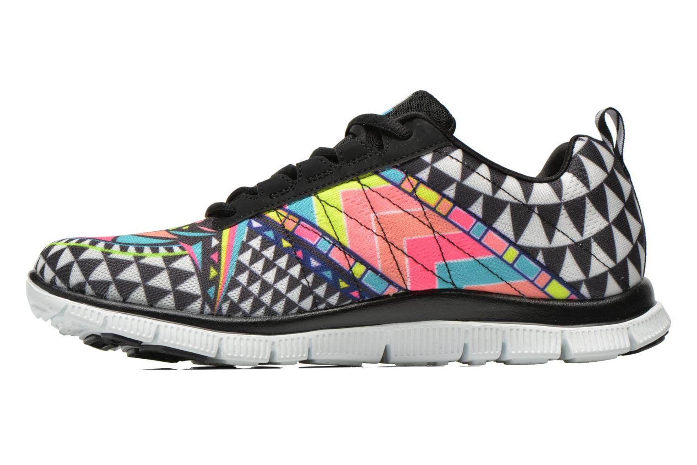 Zapatillas de deporte Skechers Flex Appeal - Arrowhead 12449 Multicolor vista de frente