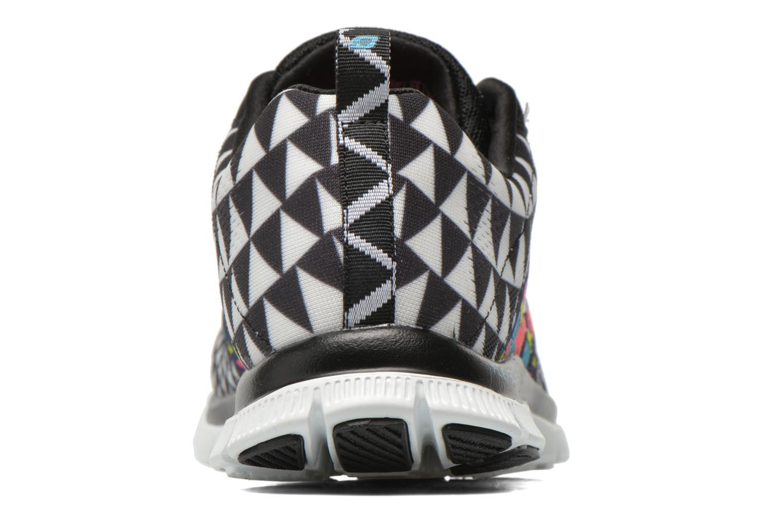 Zapatillas de deporte Skechers Flex Appeal - Arrowhead 12449 Multicolor vista lateral derecha