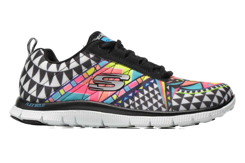 Zapatillas de deporte Skechers Flex Appeal - Arrowhead 12449 Multicolor vistra trasera