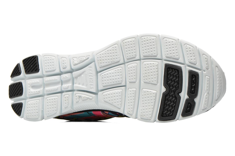 Zapatillas de deporte Skechers Flex Appeal - Arrowhead 12449 Multicolor vista de arriba