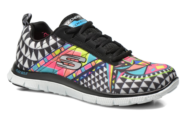 Scarpe sportive Skechers Flex Appeal - Arrowhead 12449 Multicolore vedi dettaglio/paio