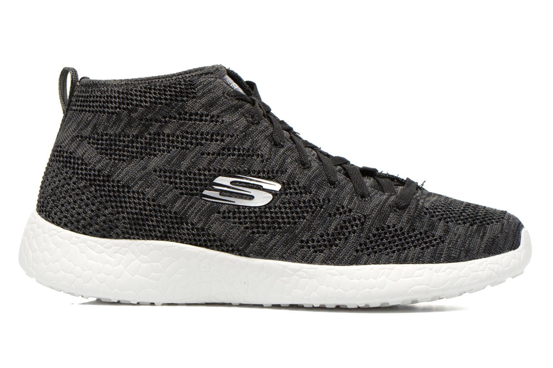Zapatillas de deporte Skechers Burst- Divergent 12730 Negro vistra trasera
