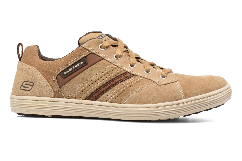 Sneaker Skechers Sorino- Evole 64633 beige ansicht von hinten