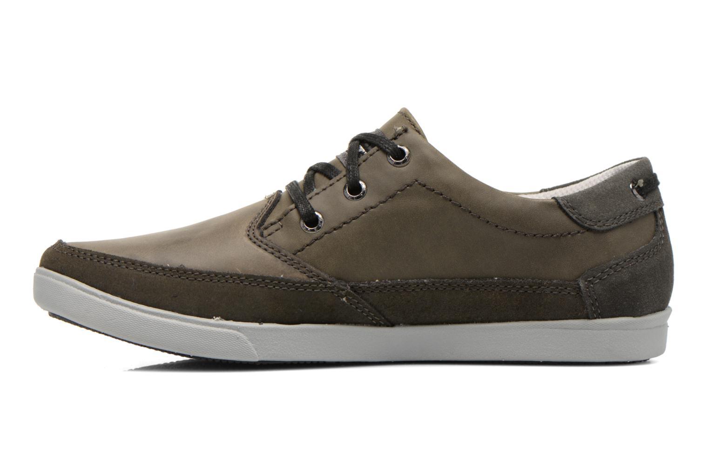 Chaussures à lacets Skechers Cardova 64663 Gris vue face