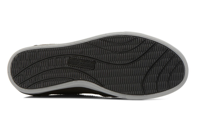 Chaussures à lacets Skechers Cardova 64663 Gris vue haut
