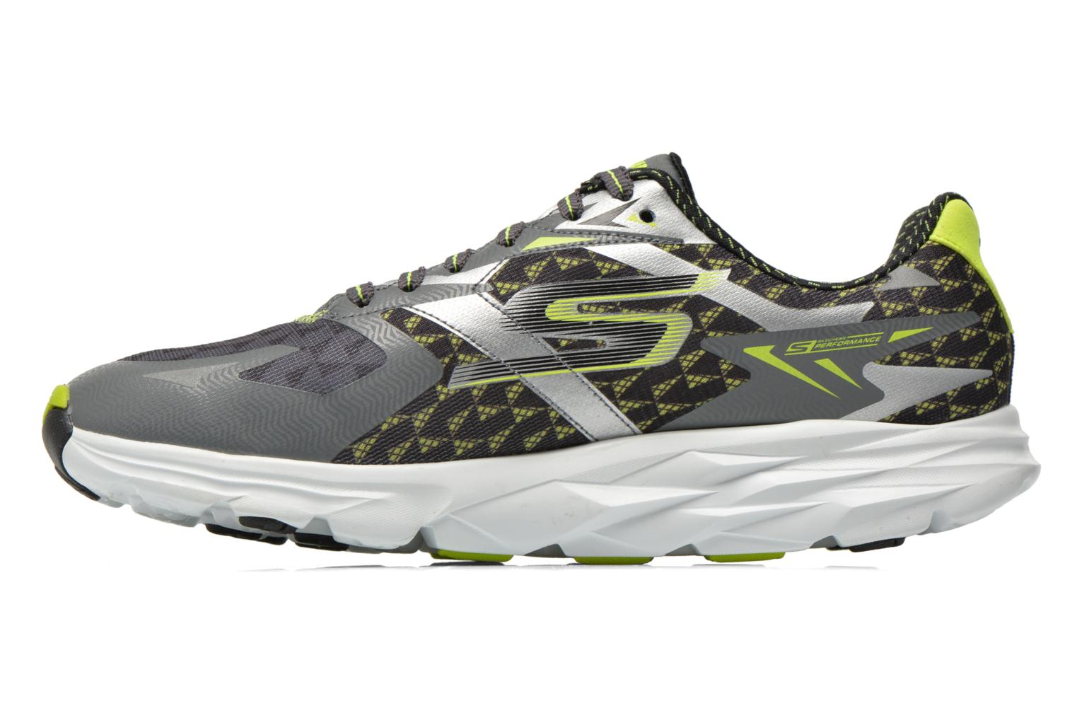 Go Run Ride 5 53997 Charcoal lime