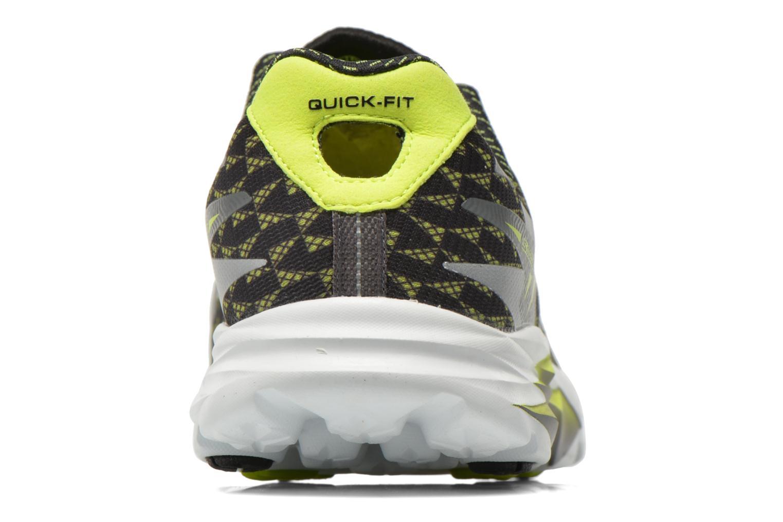 Scarpe sportive Skechers Go Run Ride 5 53997 Grigio immagine destra