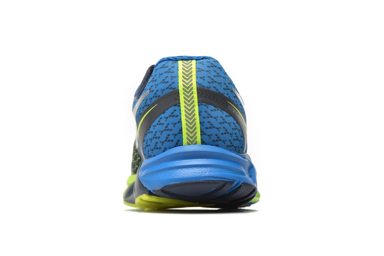 Chaussures de sport Skechers Go Run Forza 54105 Bleu vue droite