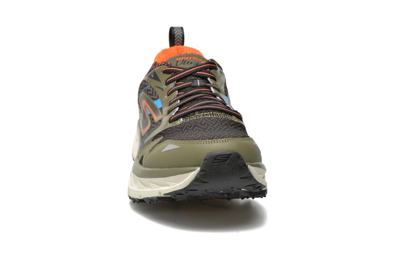 Zapatillas de deporte Skechers Go Trail Ultra 3 54110 Verde vista del modelo