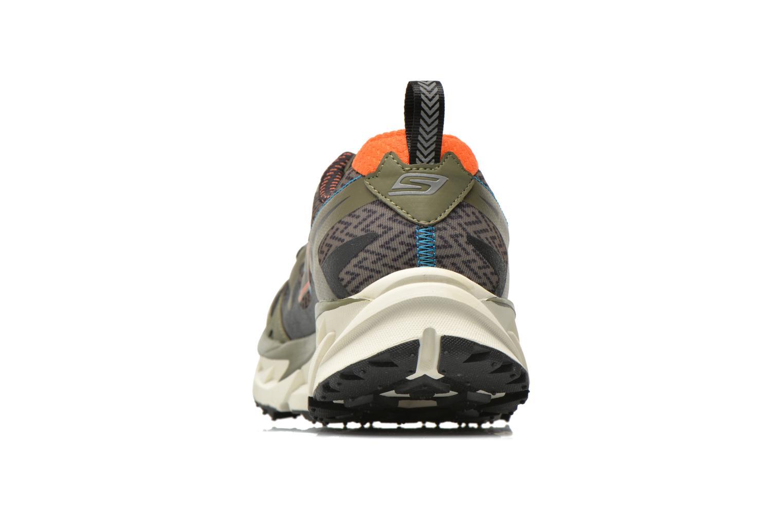 Sportssko Skechers Go Trail Ultra 3 54110 Grøn Se fra højre