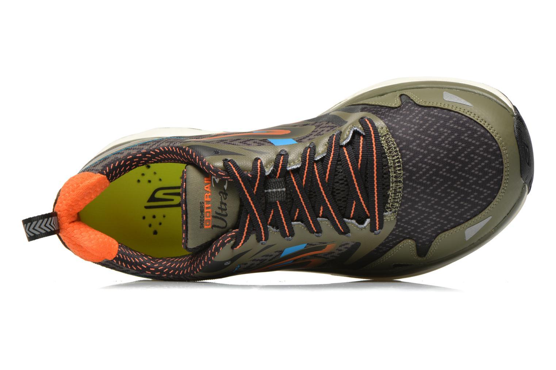 Zapatillas de deporte Skechers Go Trail Ultra 3 54110 Verde vista lateral izquierda