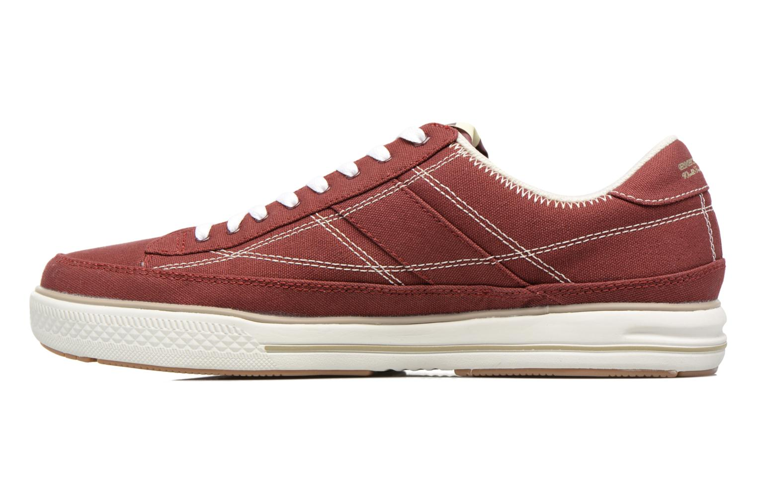 Sneakers Skechers Arcade- Chat Mf 51014 Rosso immagine frontale