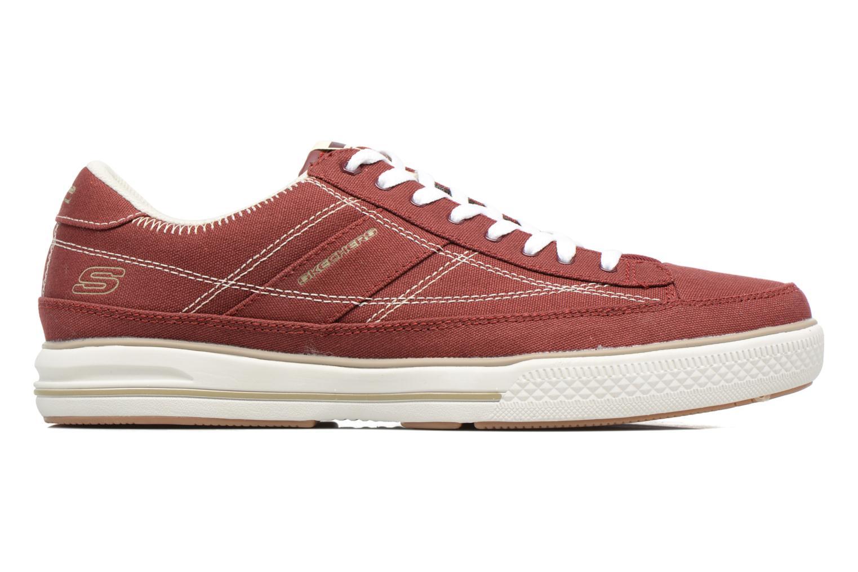 Baskets Skechers Arcade- Chat Mf 51014 Rouge vue derrière