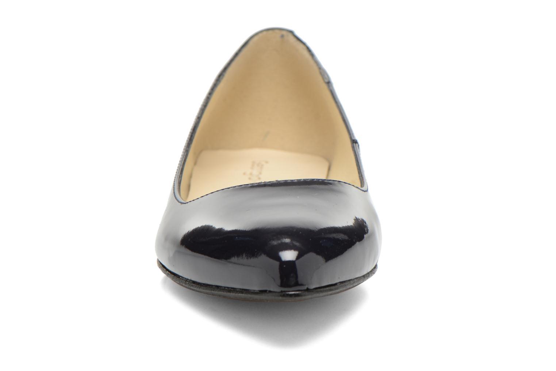 Ballerines Georgia Rose Sanette Bleu vue portées chaussures