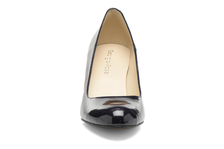 High heels Georgia Rose Selina Blue model view