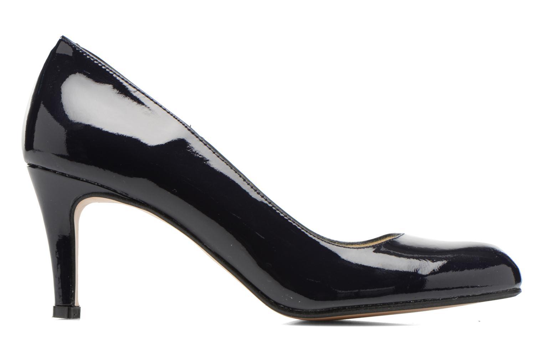 High heels Georgia Rose Selina Blue back view
