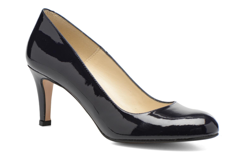 High heels Georgia Rose Selina Blue detailed view/ Pair view