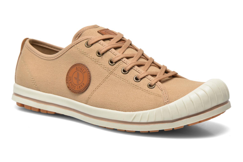 Sneaker Aigle Kitangiri beige detaillierte ansicht/modell