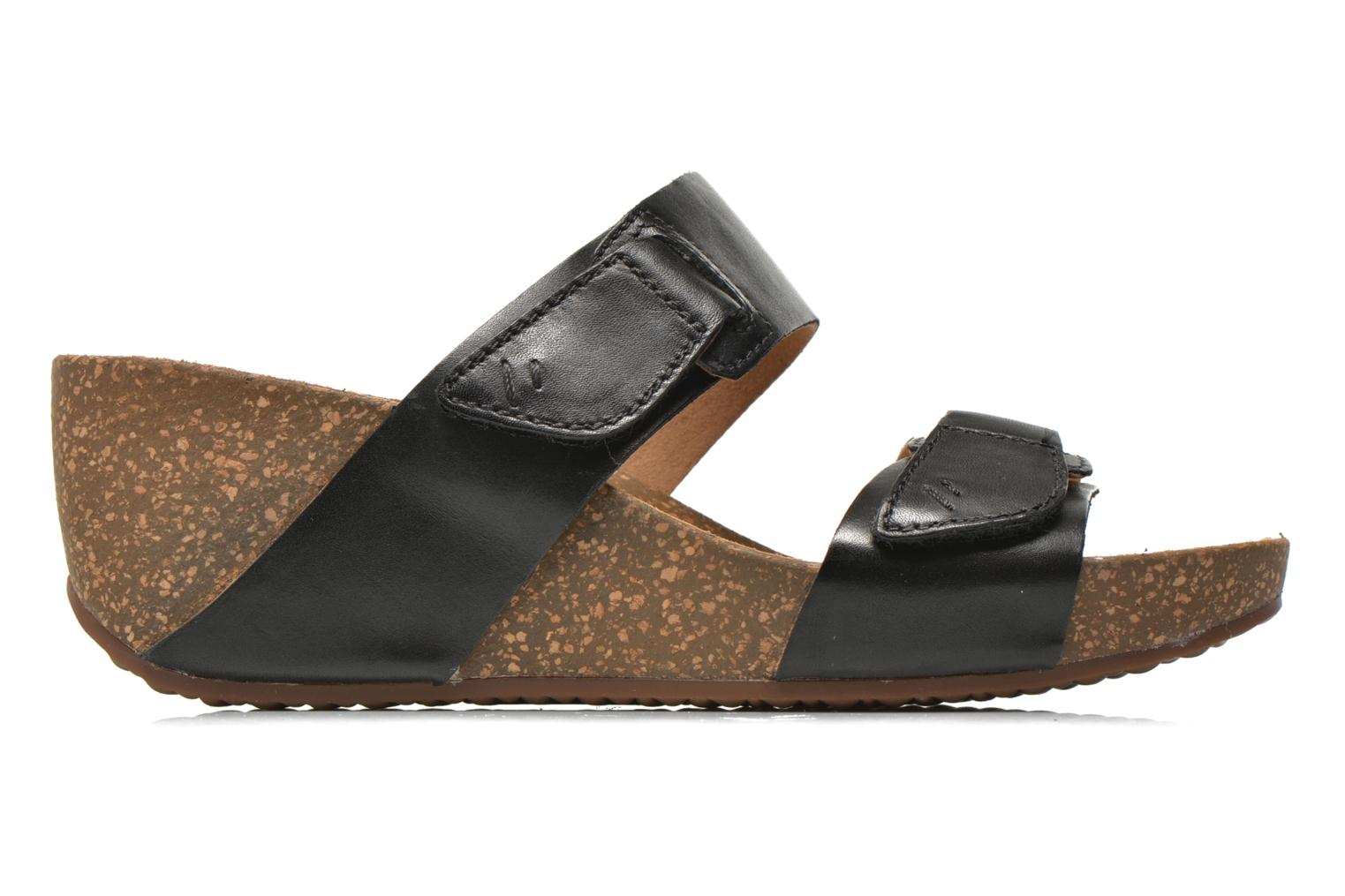 Mules & clogs Clarks Temira East Black back view