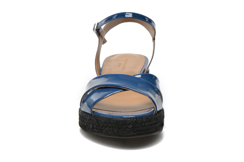 Sandalen Sonia Rykiel Podium 2 blau schuhe getragen