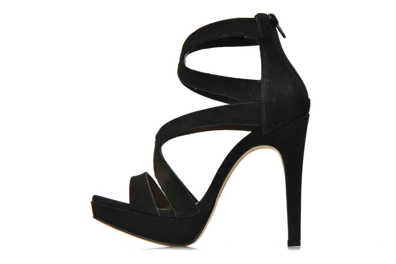 Sandales et nu-pieds San Marina Vacita/Nub Noir vue face