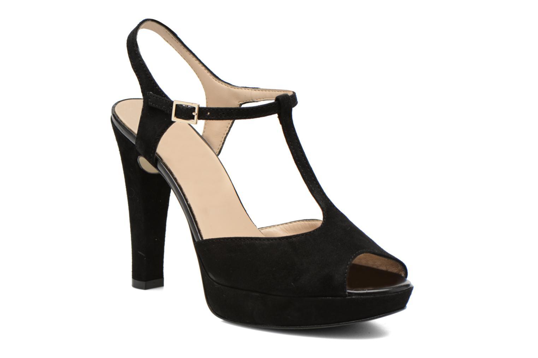 Sandalen San Marina Fontaine schwarz detaillierte ansicht/modell