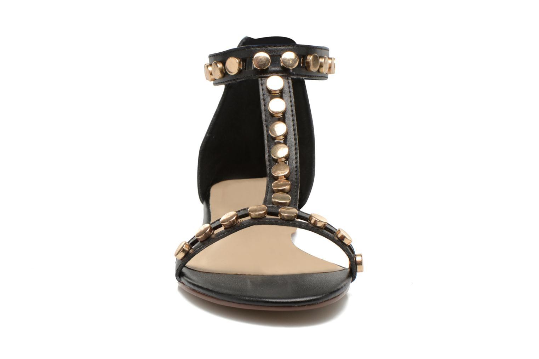 Sandales et nu-pieds San Marina Carville Noir vue portées chaussures