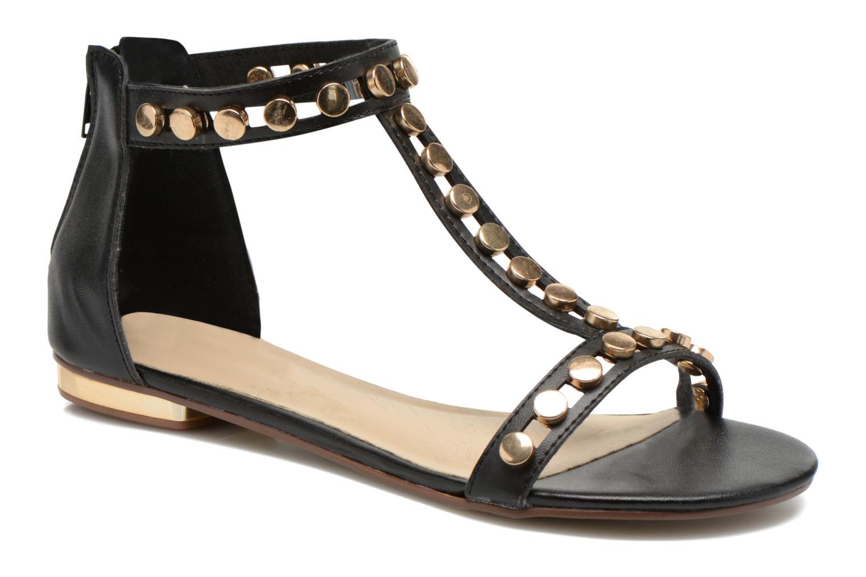 Sandales et nu-pieds San Marina Carville Noir vue détail/paire