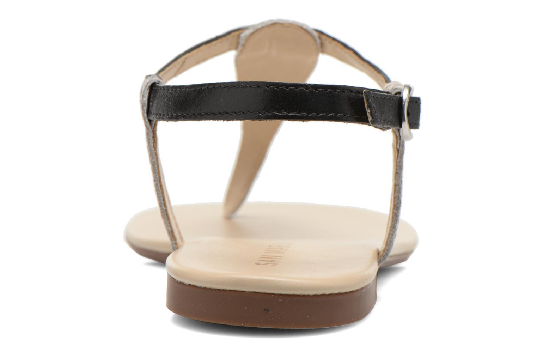 Sandales et nu-pieds San Marina Cosa/Serp Multicolore vue droite