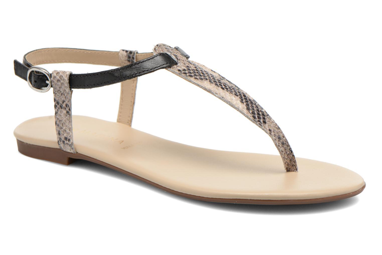 Sandales et nu-pieds San Marina Cosa/Serp Multicolore vue détail/paire