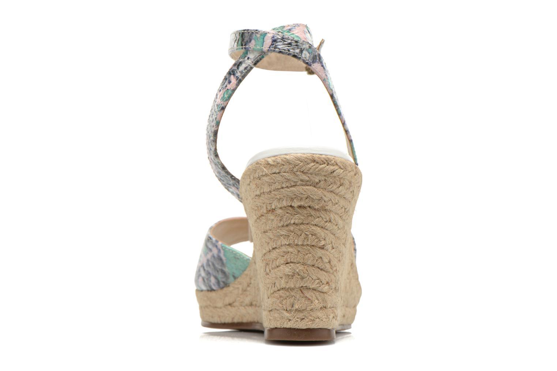 Sandales et nu-pieds San Marina Gidila/Serp Multicolore vue droite
