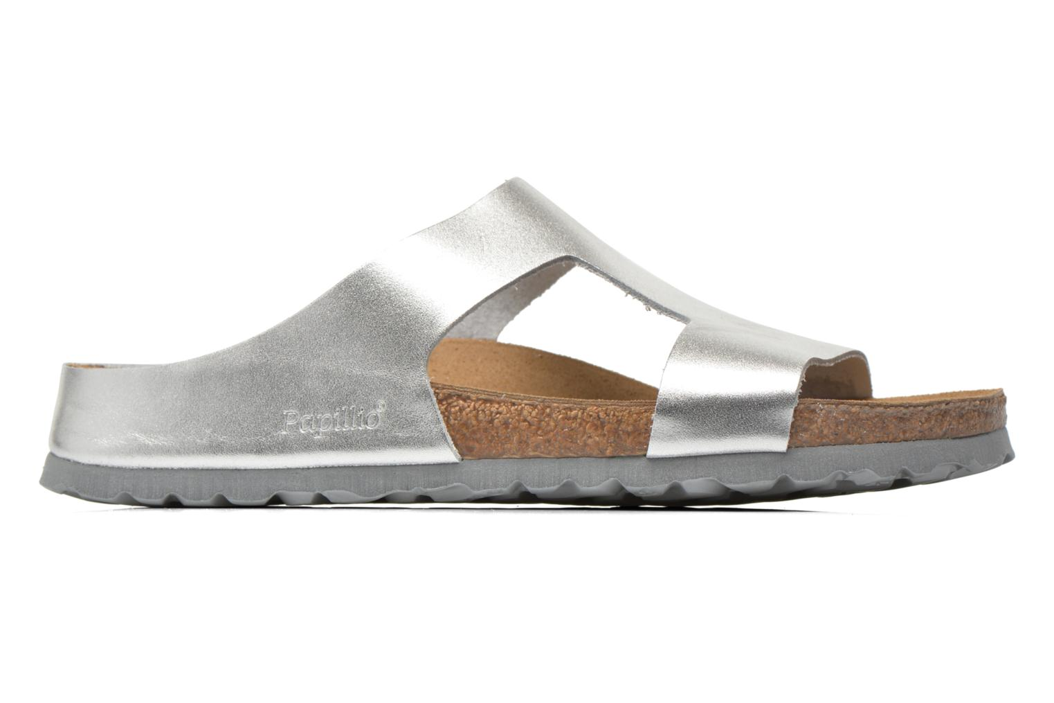 Mules & clogs Papillio Charlize Cuir W Silver back view
