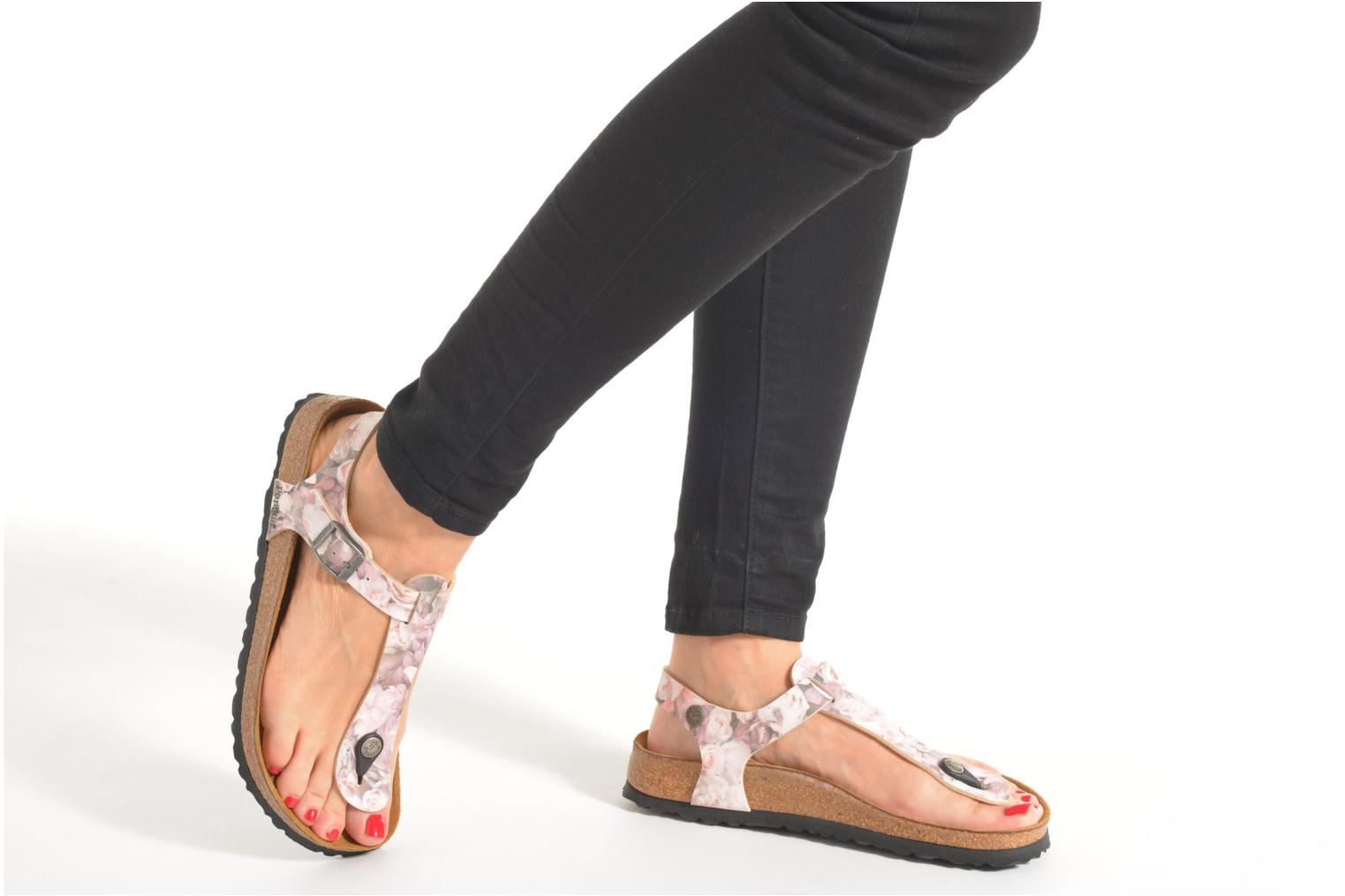 Sandals Papillio Kairo Pink view from underneath / model view