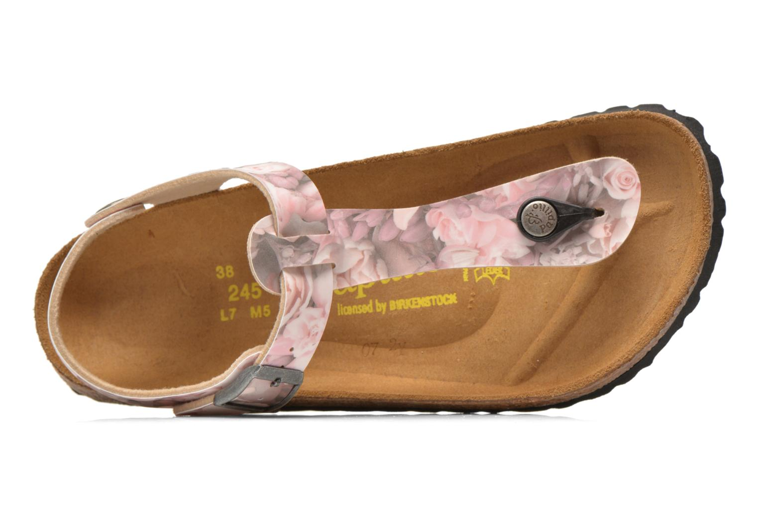 Sandals Papillio Kairo Pink view from the left