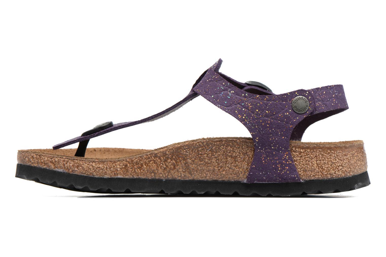 Sandales et nu-pieds Papillio Kairo Violet vue face