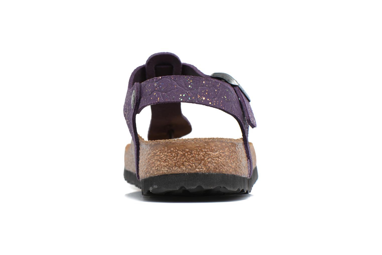 Sandales et nu-pieds Papillio Kairo Violet vue droite