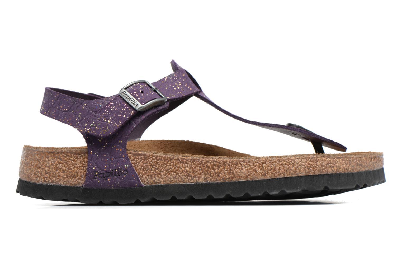 Sandales et nu-pieds Papillio Kairo Violet vue derrière