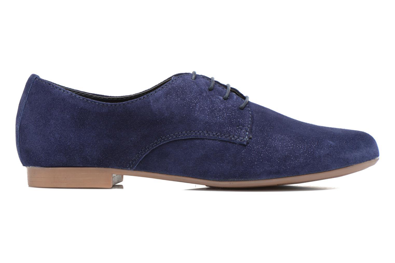 Chaussures à lacets André Fabuleux P Bleu vue derrière