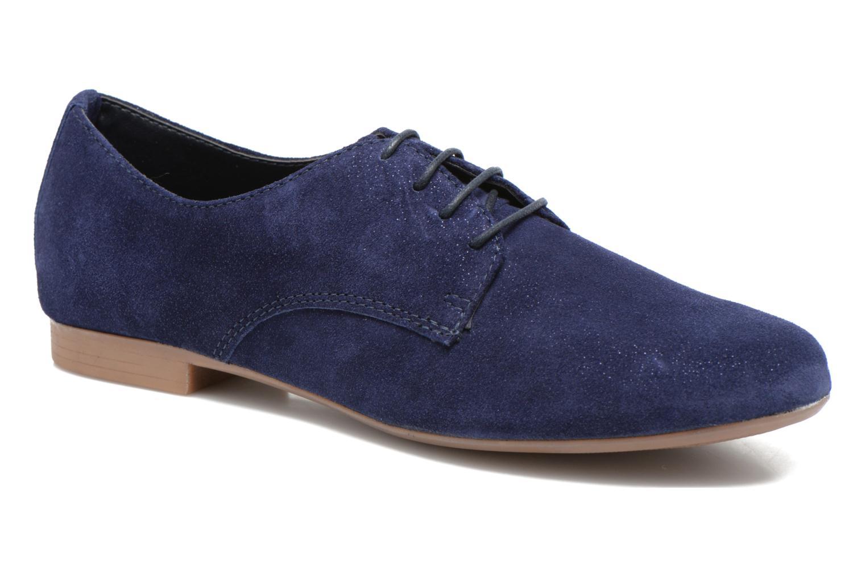 Chaussures à lacets André Fabuleux P Bleu vue détail/paire