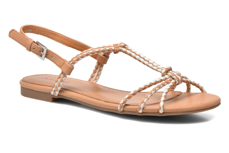 Zapatos casuales salvajes André Nectar (Beige) - Sandalias en Más cómodo