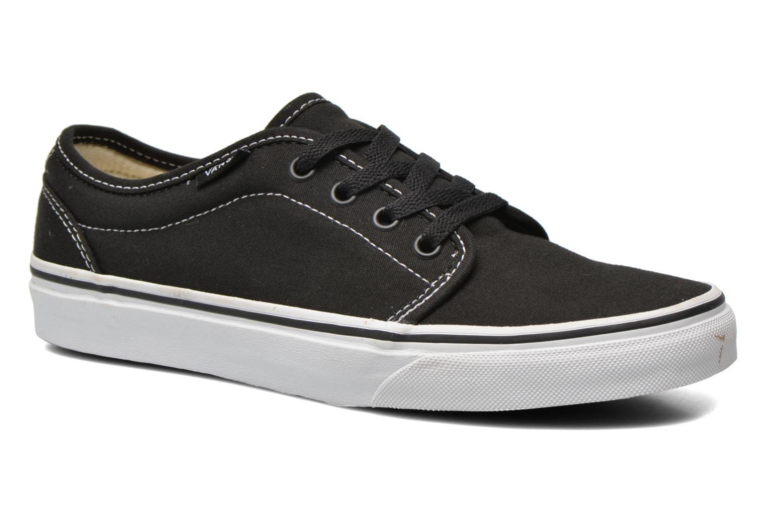 Trainers Vans 106 Vulcanized E Black detailed view/ Pair view