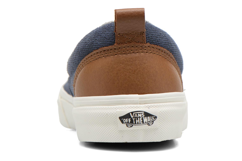 Sneakers Vans Era Mte Azzurro immagine destra