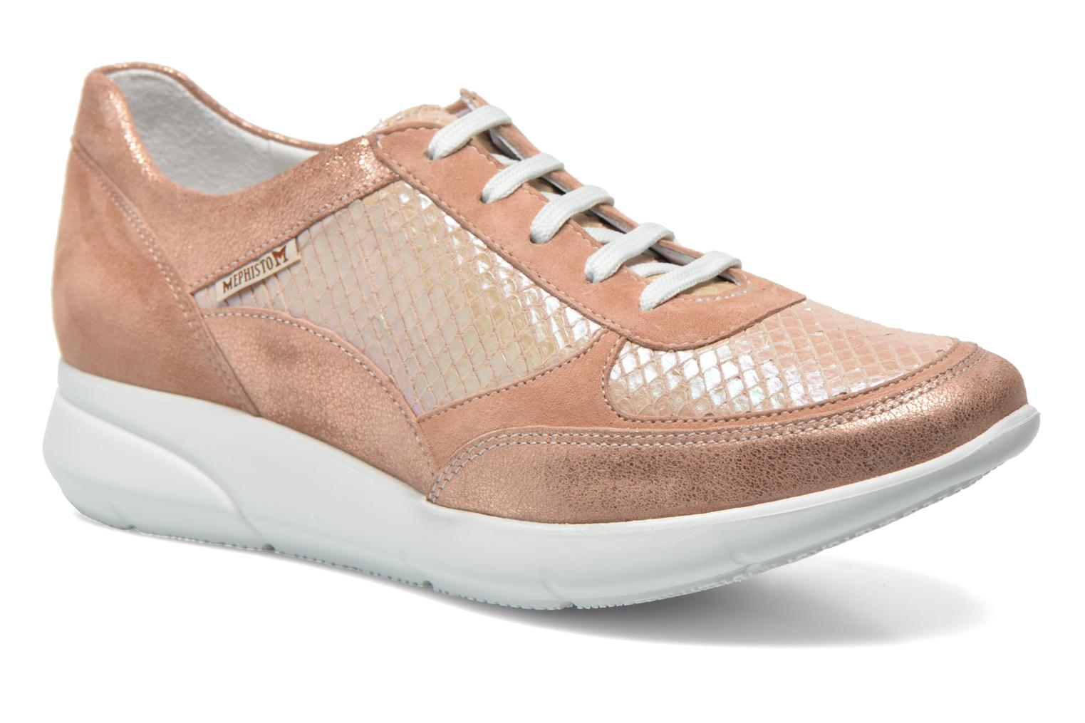 Marques Chaussure femme Mephisto femme DIANE Nude